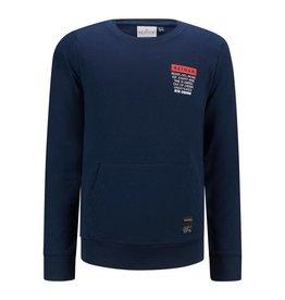 Retour Jeans Sweater Sammy Dark Navy