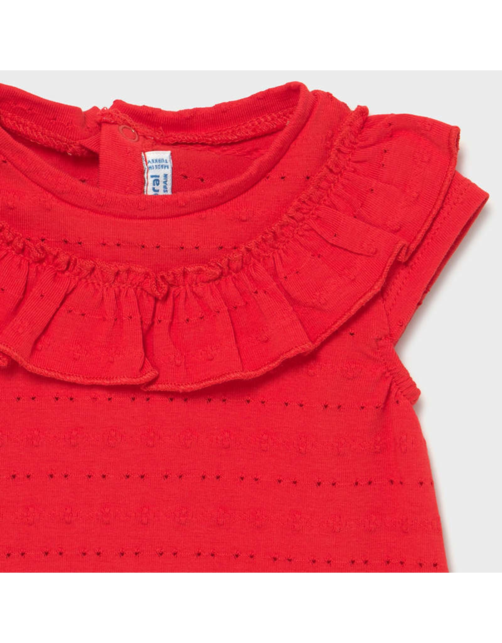 Mayoral S/s t-shirt  Poppy