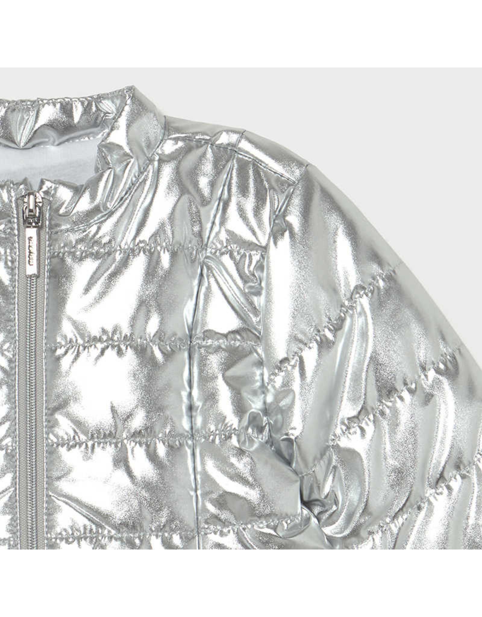 Mayoral soft winterbreaker  Silver