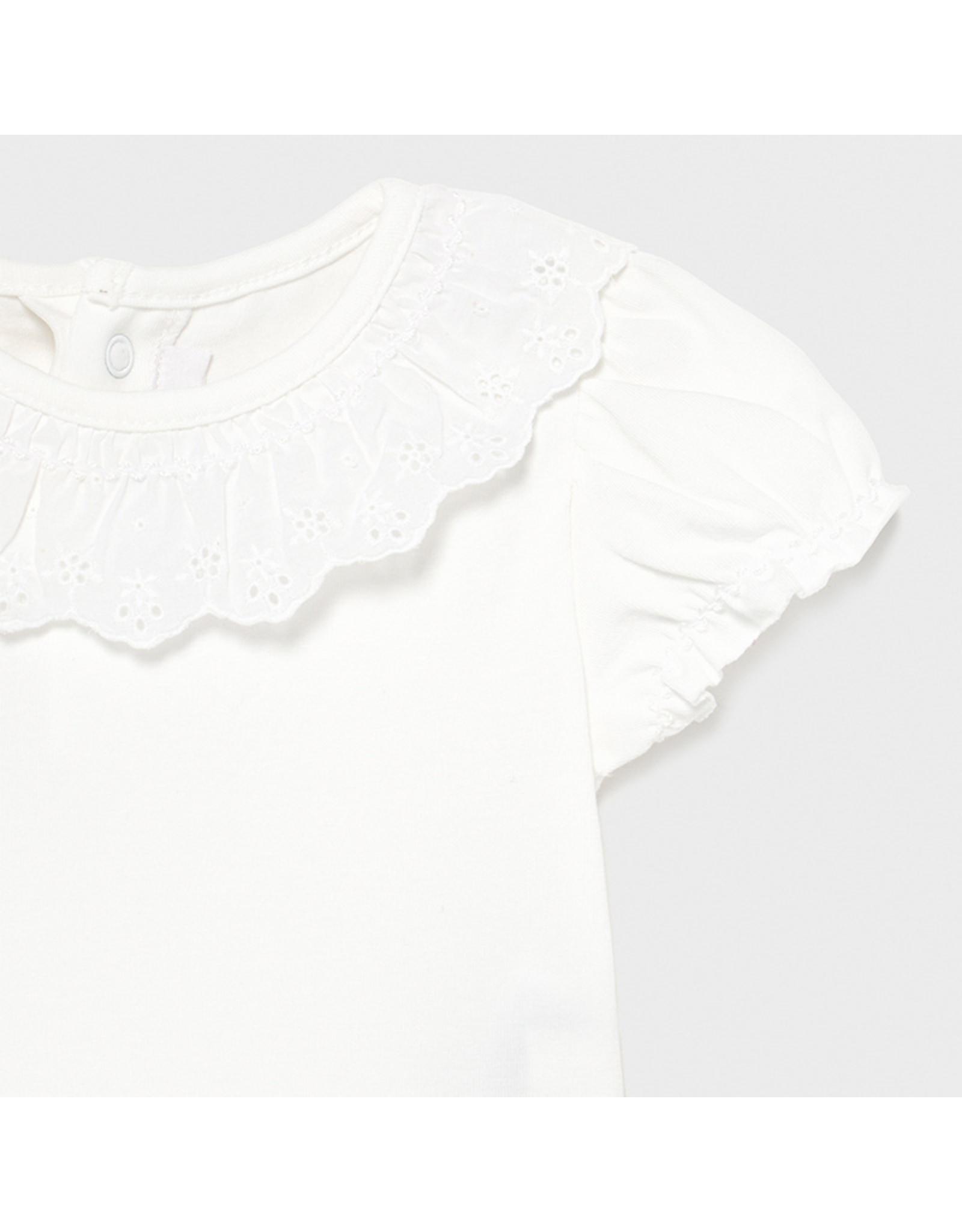 Mayoral Body  White