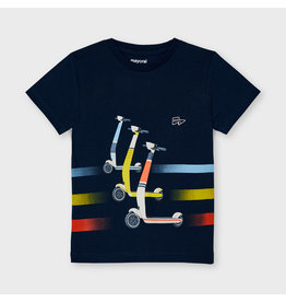 Mayoral s/s skater t-shirt  Navy