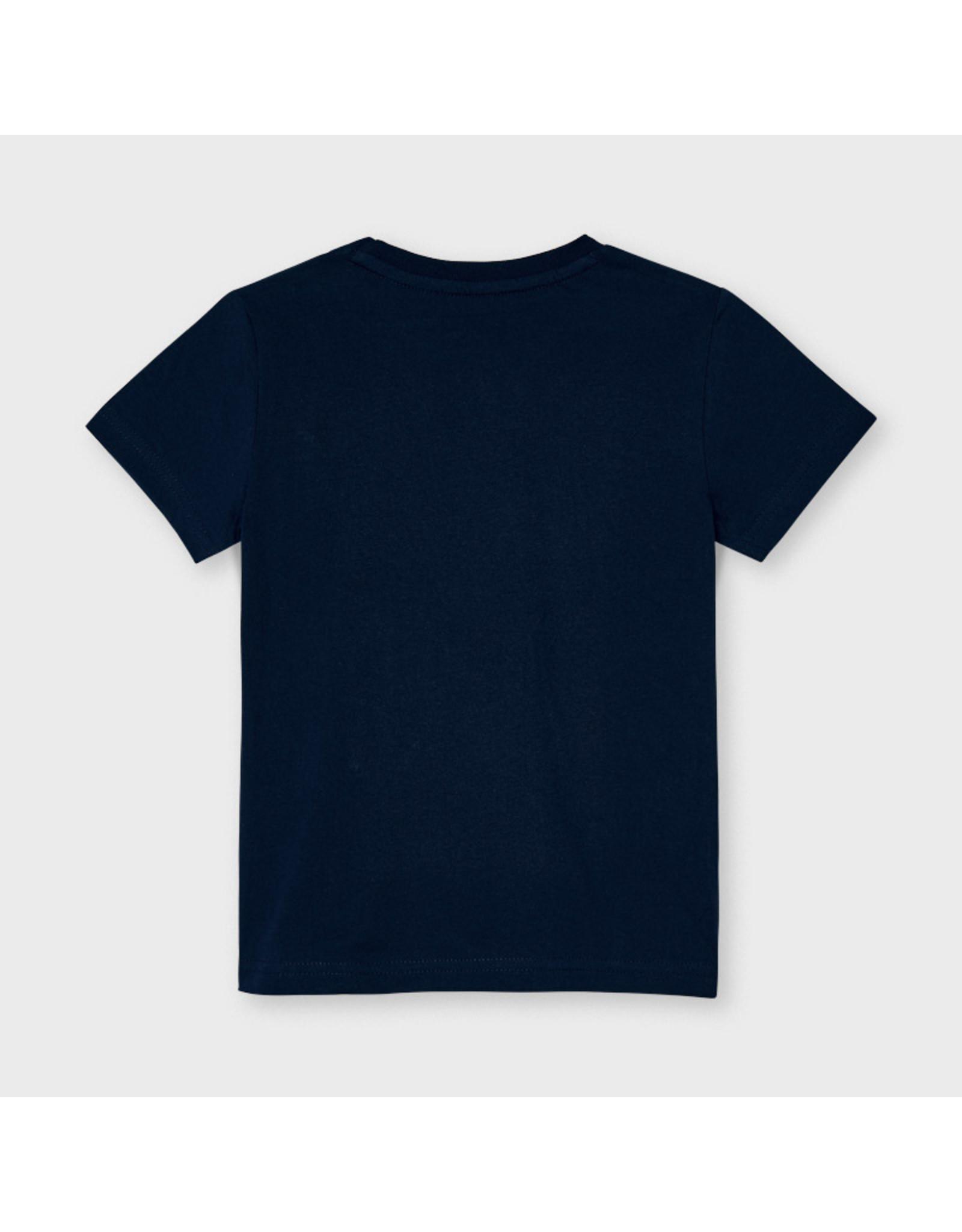 Mayoral s/s skater t-shirt  Navy