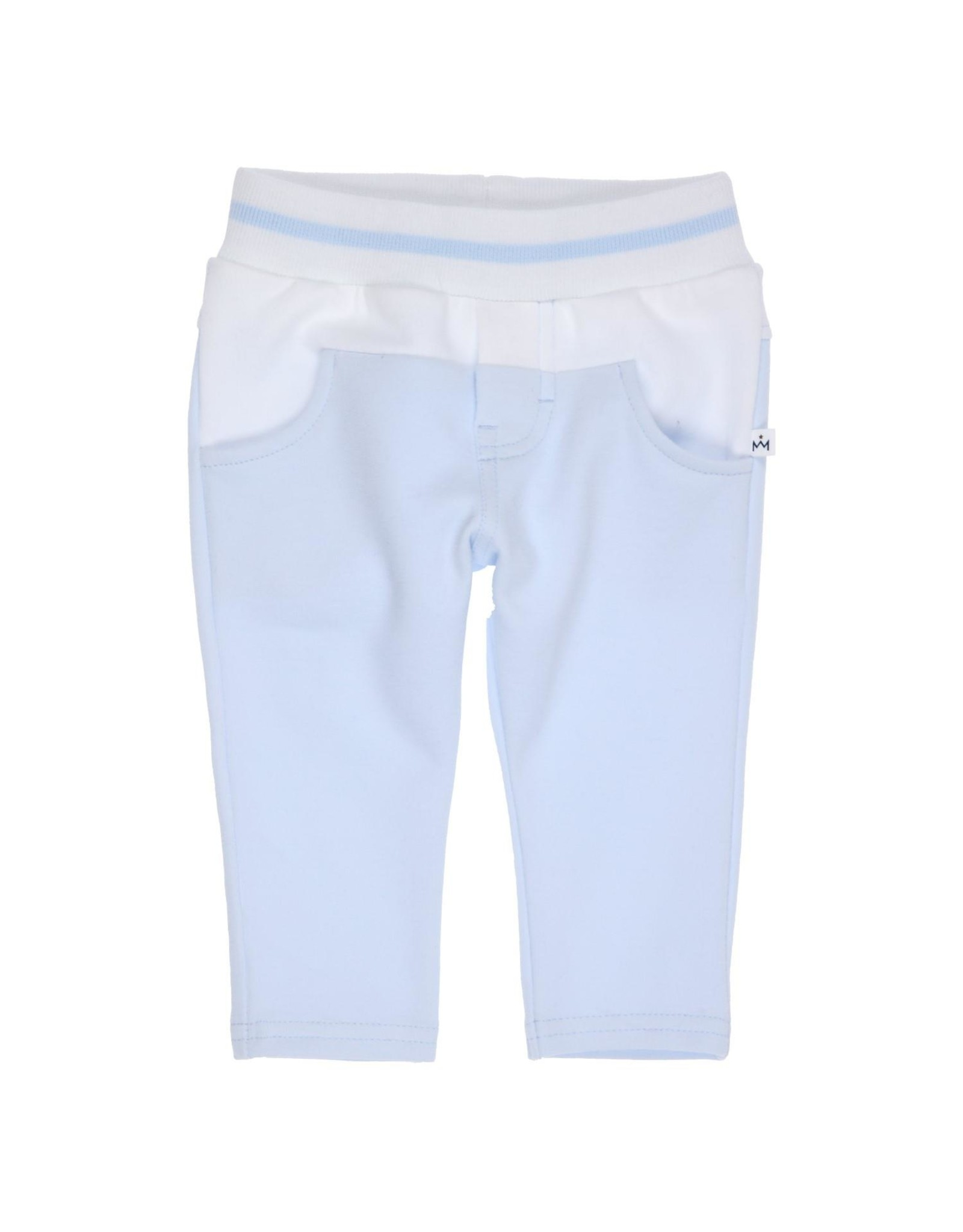 Gymp pantalon - combi - carbon - ba lichtblauw/wit