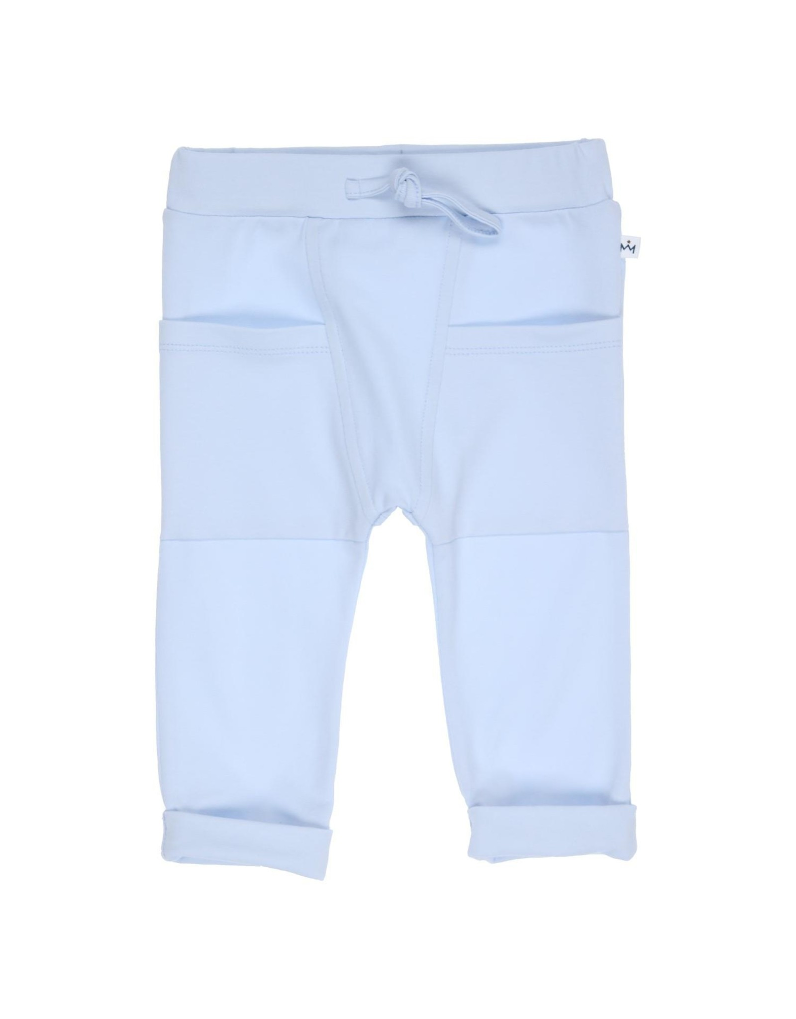 Gymp pantalon - pockets - aeromax - lichtblauw