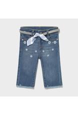 Mayoral Denim trousers Medium