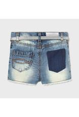 Mayoral Jean shorts  Light