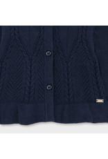 Mayoral Knitting cardigan  Navy