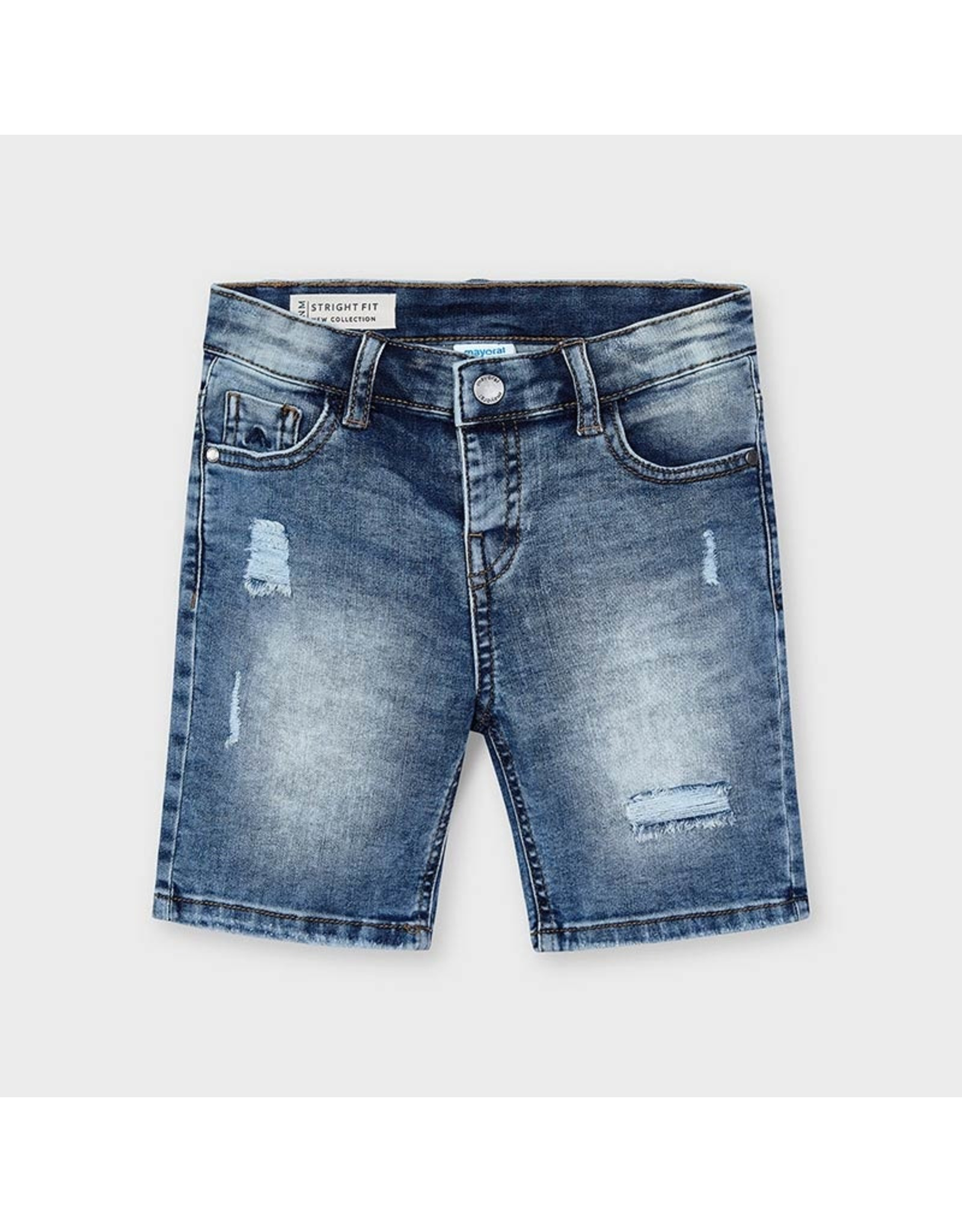 Mayoral Denim bermuda shorts Denim