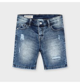 Mayoral Denim bermuda shorts Denim