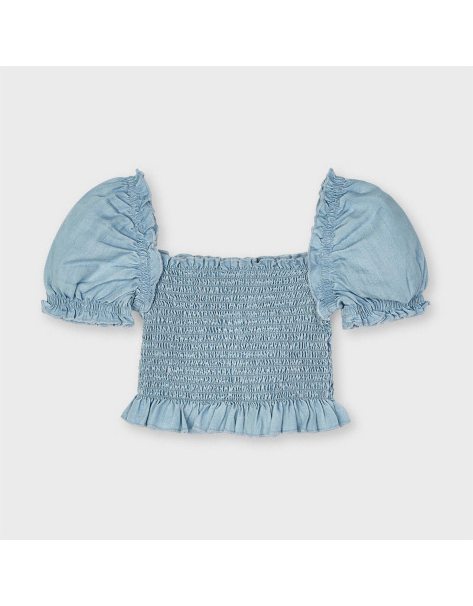 Mayoral Blouse  Bleached