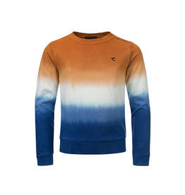 Common Heroes CAS Crewneck dip dye Sweater SPICES