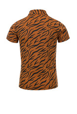 Common Heroes PHILIP POLO with AO TIGER PRINT TIGER PRINT