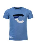 Common Heroes TIMO Slub T-shirt river