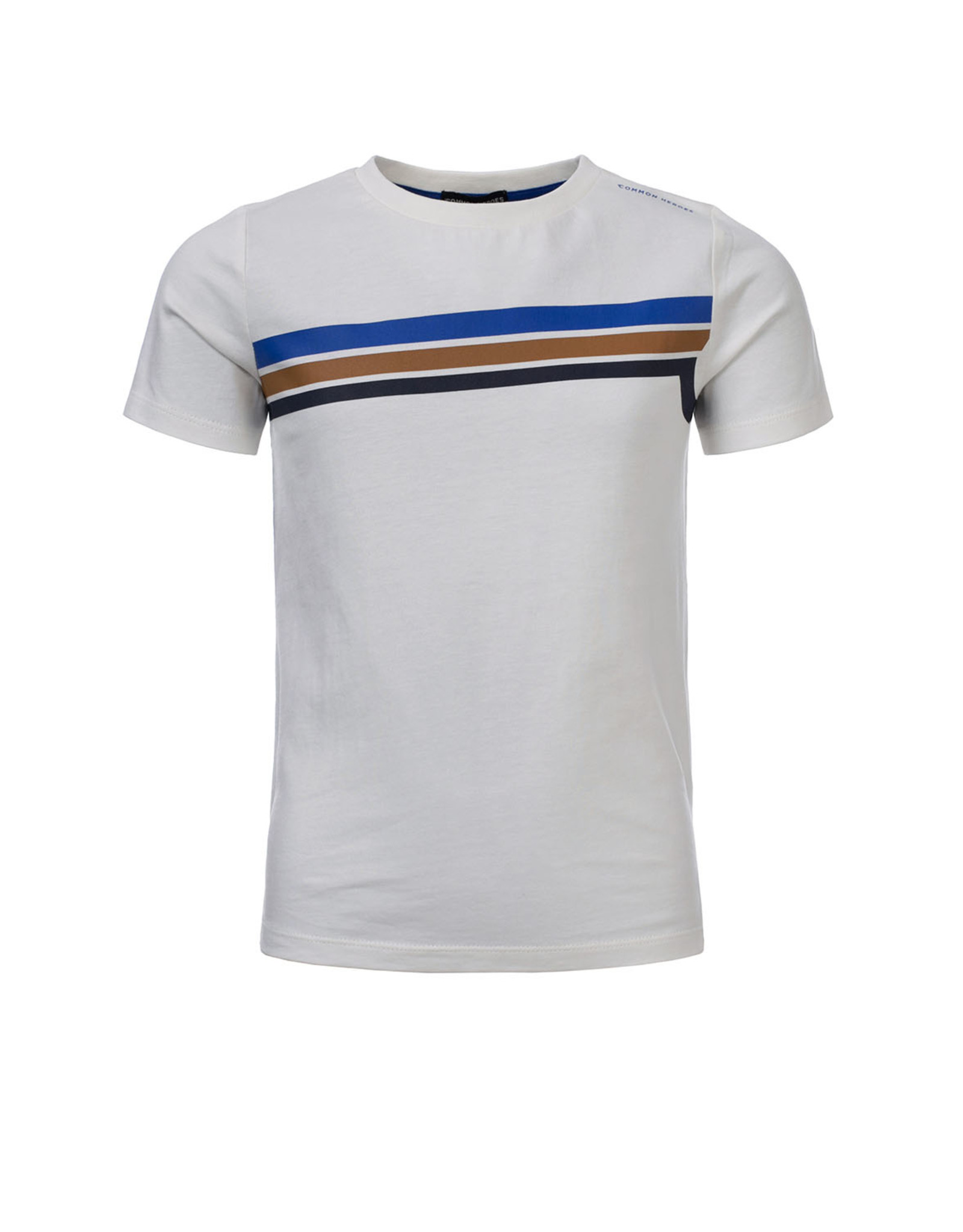 Common Heroes TIM T-shirt ivory