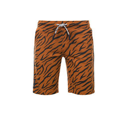 Common Heroes BOYD Shorts TIGER PRINT