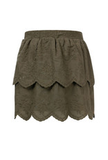 LOOXS 10sixteen broidery skirt forrest