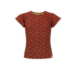 LOOXS Little t-shirt DOODLE
