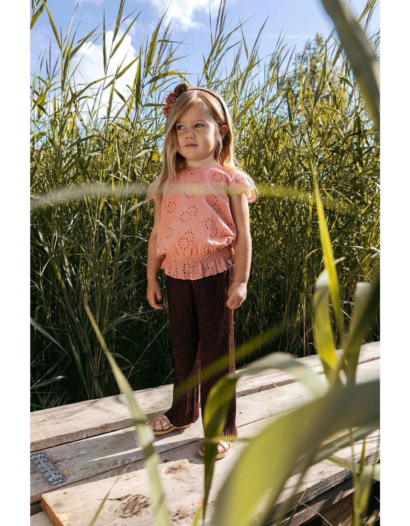 LOOXS Little culotte pants MINI LEOPARD