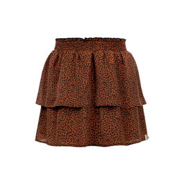 LOOXS Little skirt MINI LEOPARD