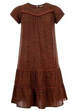 LOOXS Little dress MINI LEOPARD