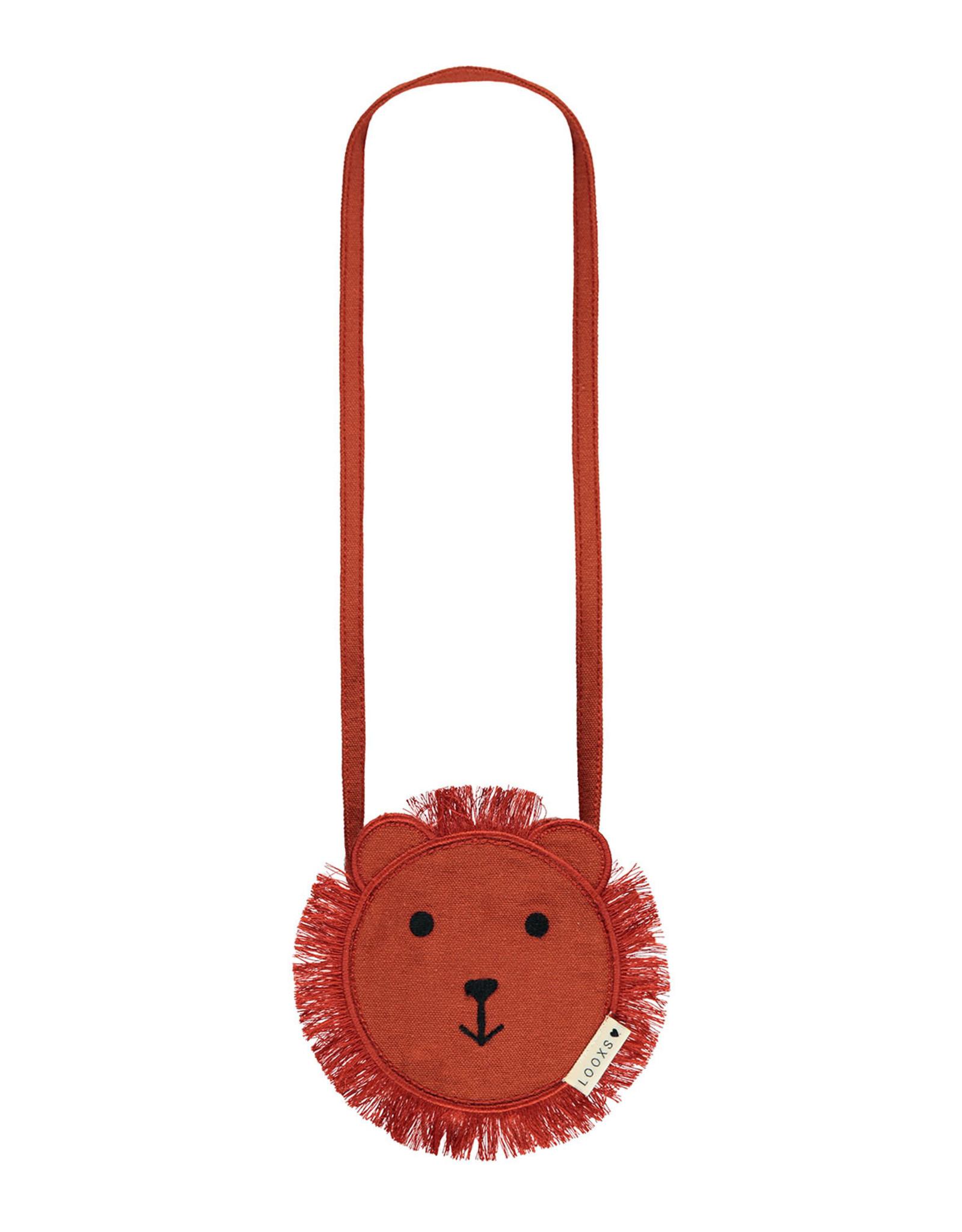 LOOXS Little bag lion PECAN