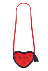 LOOXS Little wallet with strap  RED APPLE