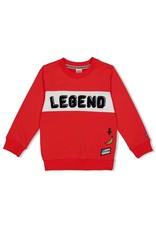 Sturdy Sweater Hero - Playground Rood