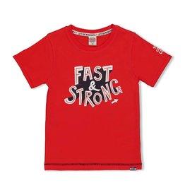 Sturdy T-shirt Fast - Playground Rood
