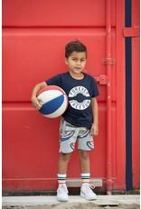 Sturdy Short AOP - Playground Grijs melange
