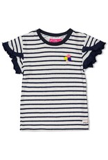 Jubel T-shirt streep - Sweet Gelato Marine