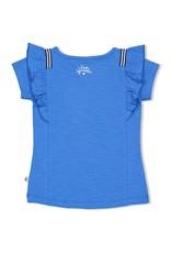 Jubel T-shirt - Sweet Gelato Blauw