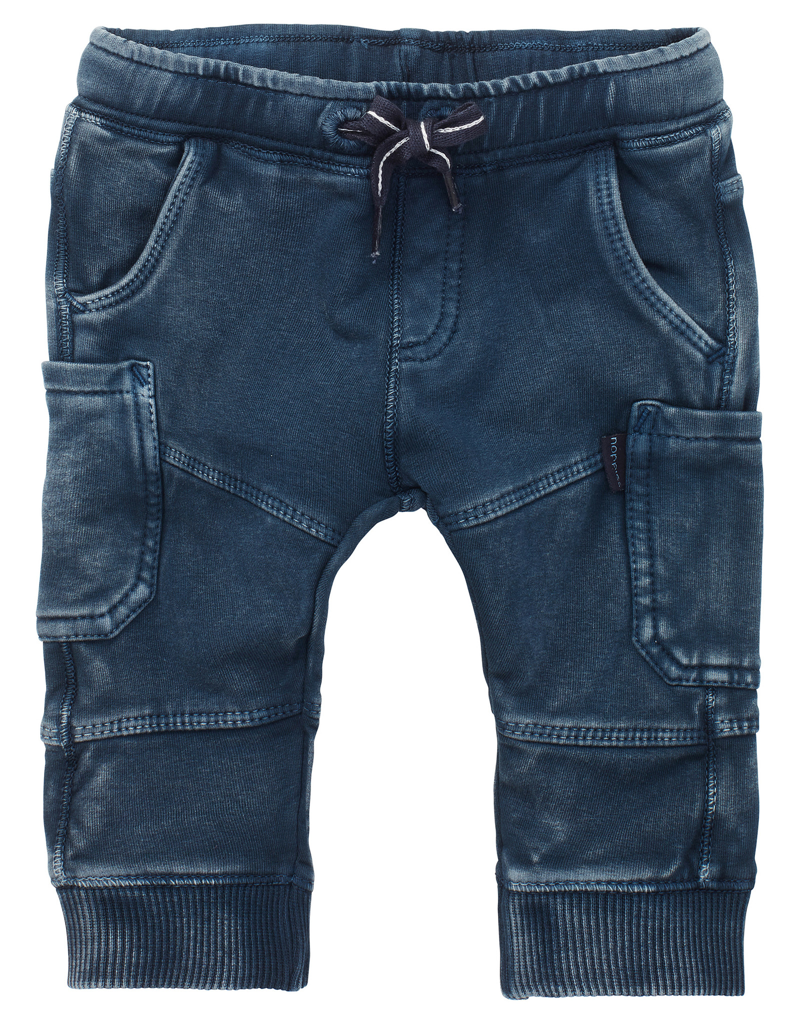 Noppies B Pants regular fit sweat-track Trenton Dark Sapphire