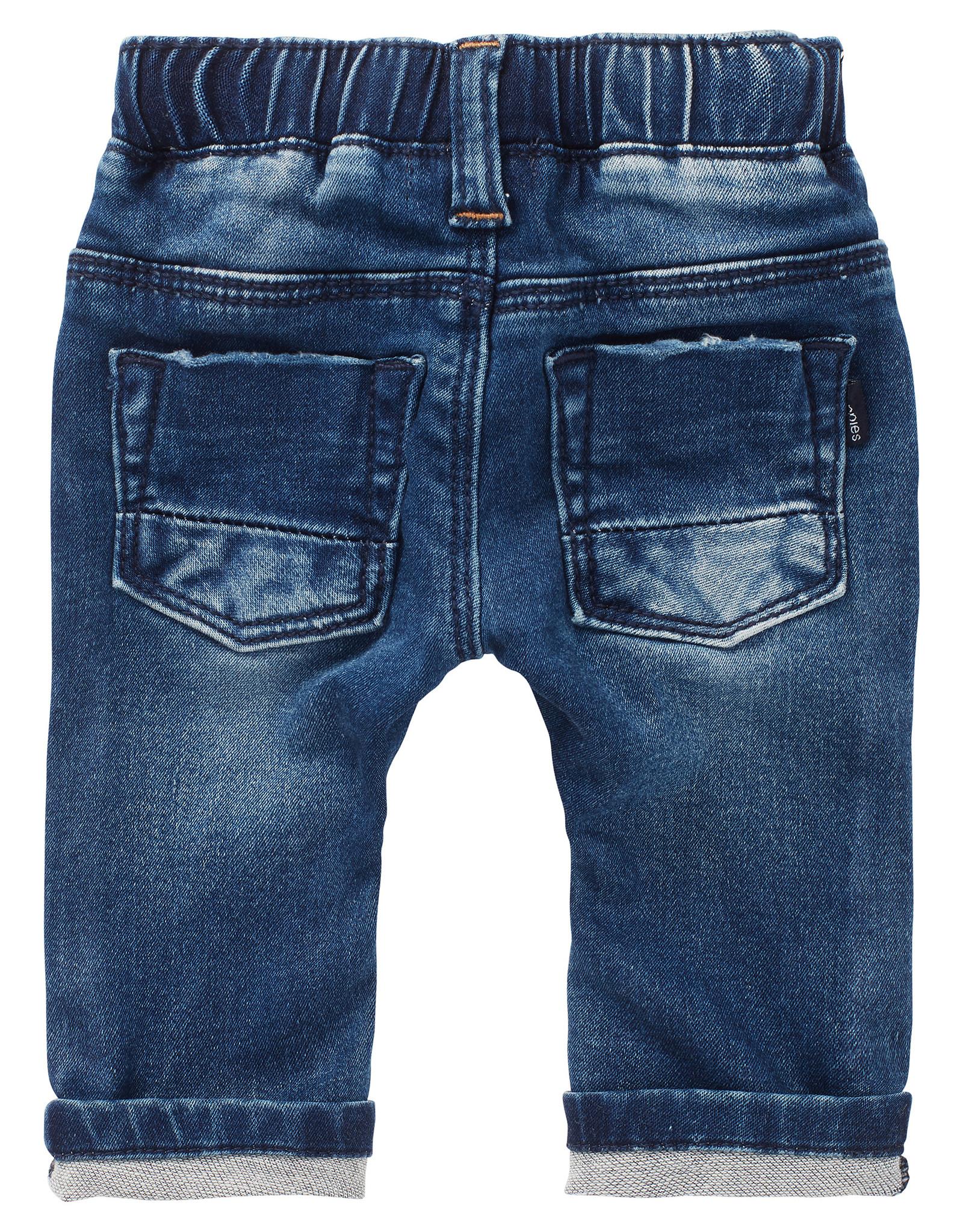 Noppies B Regular fit pants Thorne Denim Medium Blue Wash
