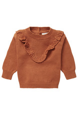 Noppies G Pullover LS Magrath Roasted Pecan