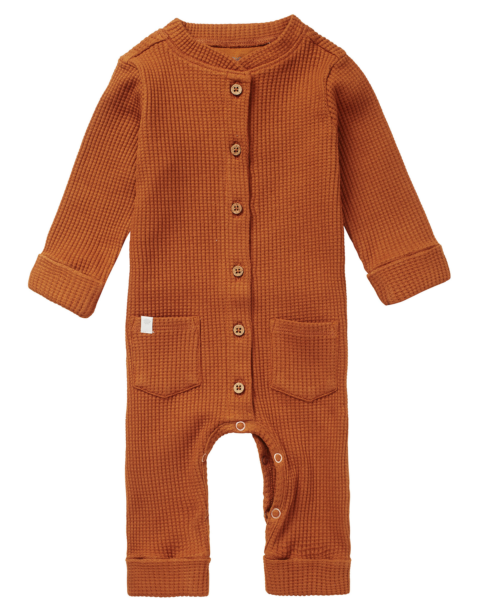Noppies U Playsuit Shildon Roasted Pecan