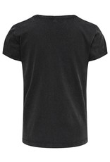 Kids Only Meisjes Shirt Konlucy Black