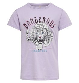 Kids Only Meisjes Shirt Konlucy Orchid Bloom
