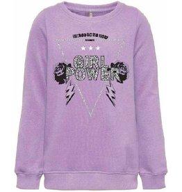 Kids Only Meisjes Konluginda Longsleeve Sweater Orchid Bloom
