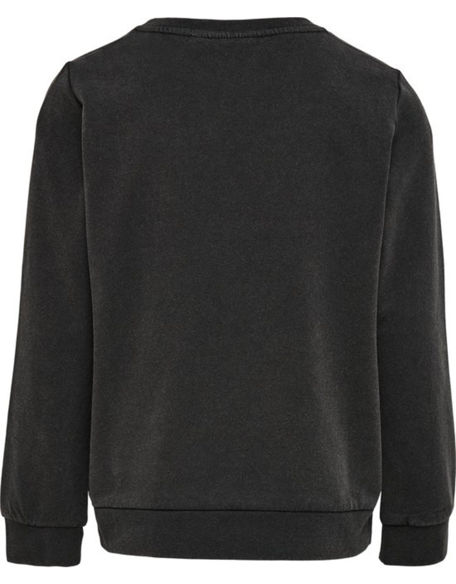 Kids Only Meisjes Konluginda Longsleeve Sweater Black