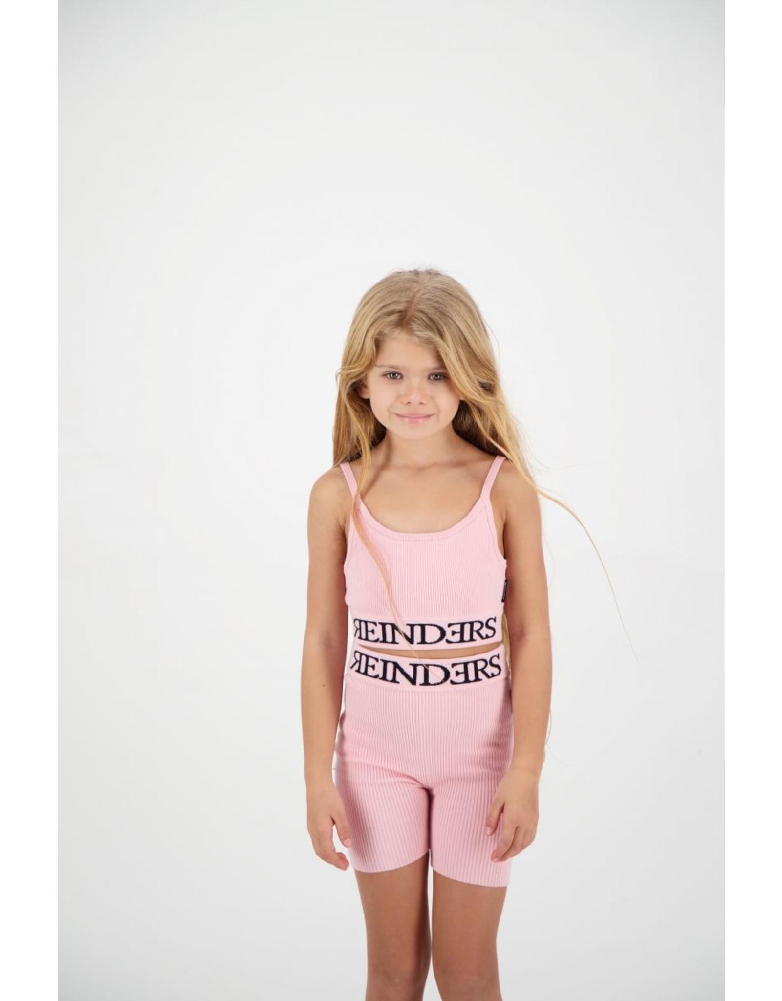 Reinders Top Entarsia Baby Pink
