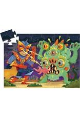 Djeco Silhouette puzzle Laser Boy DJ07228