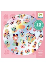 Djeco Stickers Lovely Rainbow DJ09264