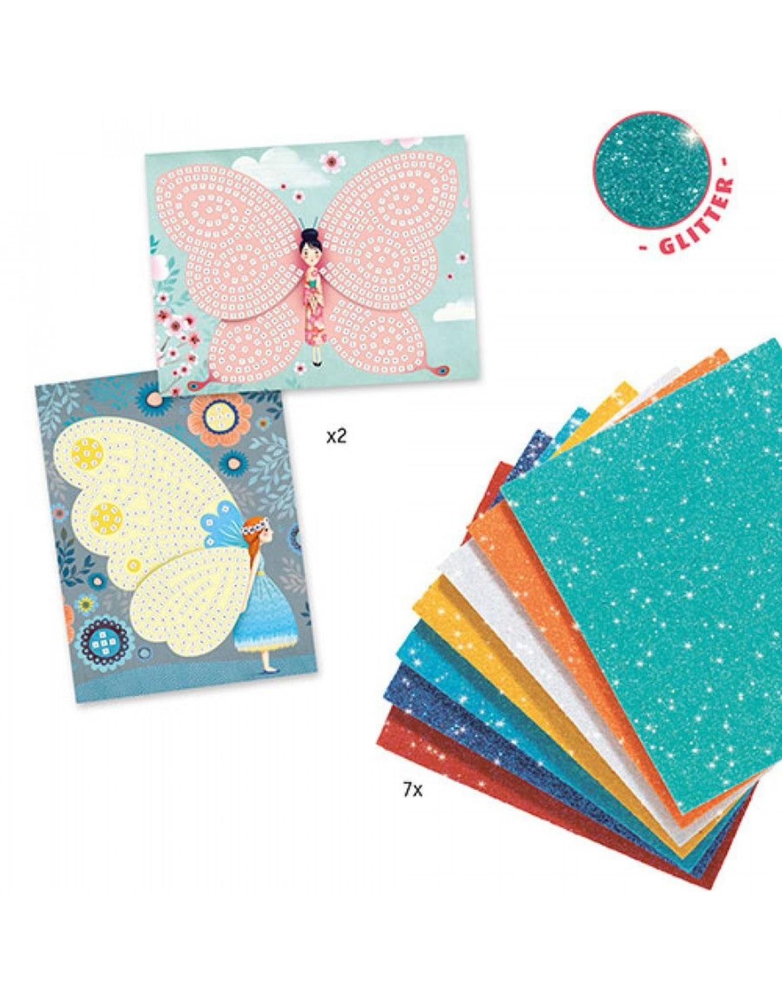 Djeco Mosaics Butterflies DJ08898
