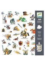 Djeco Stickers Knights DJ08886