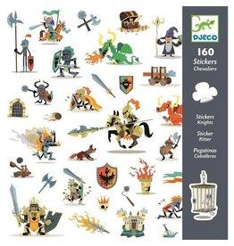 Djeco Stickers Knights DJ08886