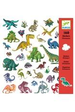 Djeco Stickers Dinosaurs DJ08843