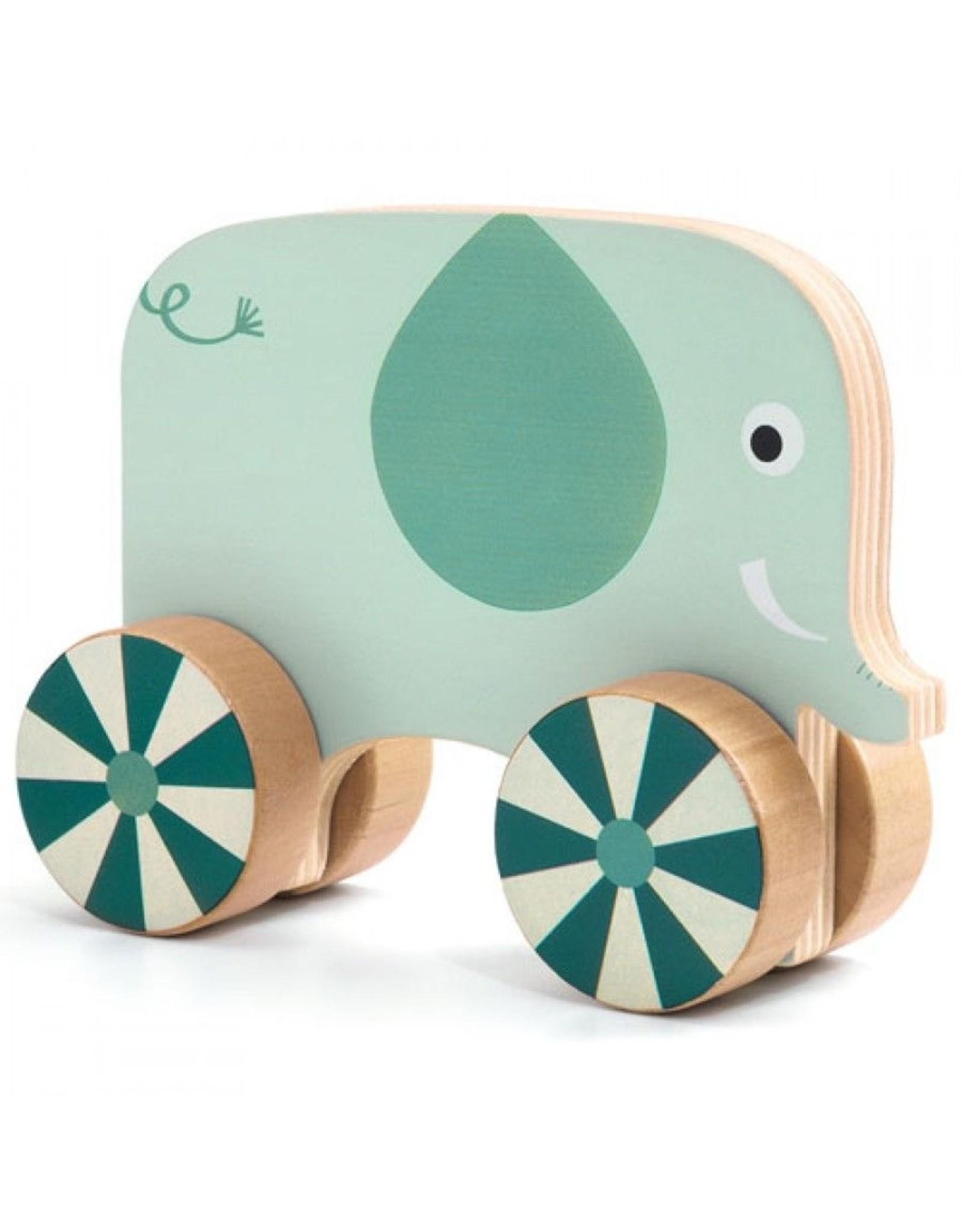 Djeco Dieren op wielen DJ01684