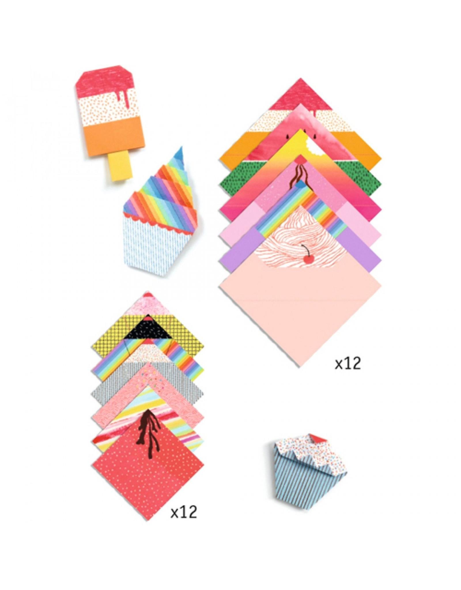 Djeco Origami Sweet treats DJ08756