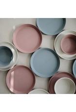 Mushie Plates Round Woodchuck