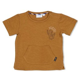 Feetje T-shirt Chill On - Looking Sharp Camel